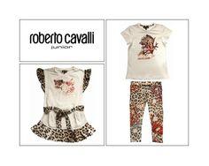Shop luxury #RobertoCavalli Junior #girls clothes from Spring/Summer 2015 collection in our designer children's boutique www.kidsandchic.com. #RobertoCavalliJunior #kidsfashion #girlsfashion #girlswear #fashion #style #fashiontrends #moda #modainfantil #tendencias #niña #kidsandchic #kidsandchiccom #castelldefels #barcelona