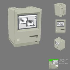 LOWPOLY (sub 1000~ triangle models) - Page 121 - Polycount Forum