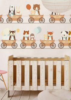 Little Hands Applied Wallpaper, website