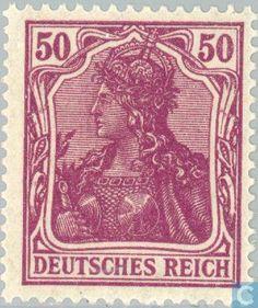 1920 - German Empire - Germania