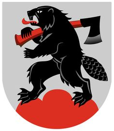 A Brief Guide to Heraldry Spiritual Armor, Humanoid Creatures, Animal Projects, Crests, Coat Of Arms, Animal Drawings, Colorful Backgrounds, Sci Fi, Scrappy Quilts