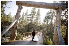 crossing over the truckee river via a beautiful bridge @painted rock lodge
