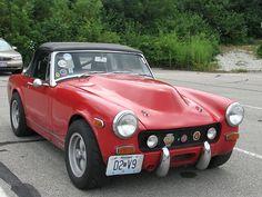 custom hood Austin Healey Sprite, Mg Midget, Triumph Spitfire, British Sports Cars, Chevy, Antique Cars, Vehicles, Motorbikes, Vintage Cars