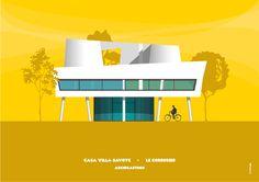 Arte e Arquitetura: Archicartoon por Mário Rúbio,© Mário Rúbio