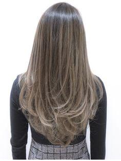 New Hair Color Californianas Beautiful 61 Ideas Haircuts For Long Hair, Long Layered Hair, Hair 2018, Super Hair, Beautiful Long Hair, Hair Highlights, Balayage Hair, Dark Hair, Hair Looks