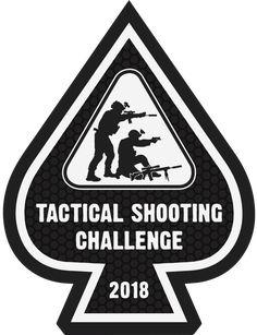 TACTICAL SHOOTING CHALLENGE LOGO