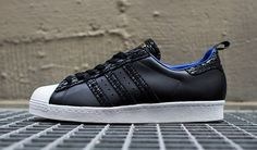 """adidas Originals Superstar 80s """"D Rose"""" (Now Available)"""