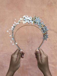 Ideas Birthday Queen Tiaras For 2019 Turbans, Bijoux Diy, Tiaras And Crowns, Diy Accessories, Festival Outfits, Headdress, Flower Crown, Fancy Dress, Hair Bows