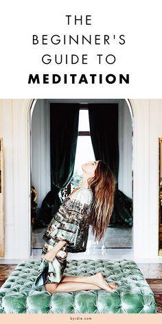 Meditation 101: A beginner's guide