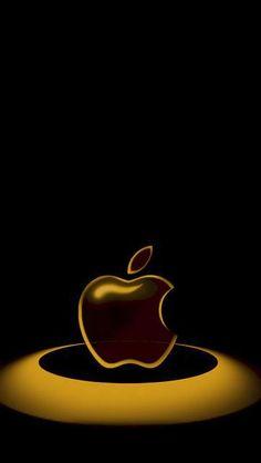 Risultato immagine per Gold iPhone 6 Wallpapers Apple Logo Gold Wallpaper Hd, Apple Iphone Wallpaper Hd, Iphone Homescreen Wallpaper, Apple Wallpaper Iphone, Mobile Wallpaper, Cellphone Wallpaper, Phone Wallpapers, Apple Photo, Iphone Logo