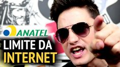 LIMITE DA INTERNET - NÃO FAZ SENTIDO  Trouxe esse vídeo para avisar a todos os brasileiros do Pinterest, sobre o enorme problema que o Brasil ta passando em relação a limitação da Internet, vamos todos nos unir e ir contra esse golpe!!! #internetjusta