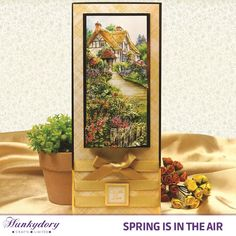Spring is in the Air | Hunkydory Crafts