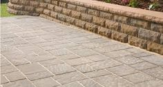 Four Cobble Tranquil Patio Stone