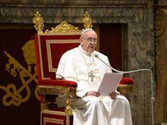 """Papa Francisco critica """"bandidos que usam a religião como um negócio"""""""