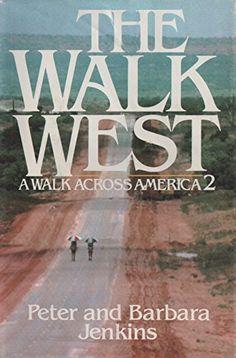 The Walk West: A Walk Across America 2 by Peter Jenkins http://www.amazon.com/dp/0688006663/ref=cm_sw_r_pi_dp_Cphgwb1QNVJDG