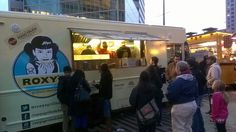 The Roxy Grilled Cheese Truck @ the Boston NYC Throwdown