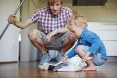Spring Cleaning Chore List for the Kids