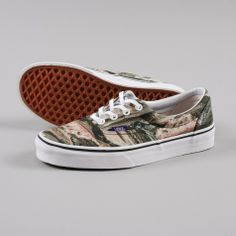 9aa47f8cb7 Vans Era - Liberty Mountains   Army