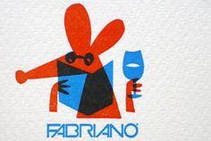 Fabriano Cards / Detail from 'Laurea'