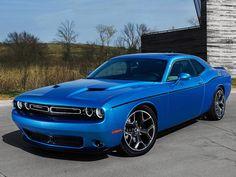 2015 Dodge Challenger SXT. Modern Muscle!