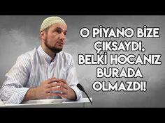 O piyango bize çıksaydı, belki hocanız burada olmazdı! / Kerem Önder - YouTube Allah, Youtube, Youtubers, Youtube Movies
