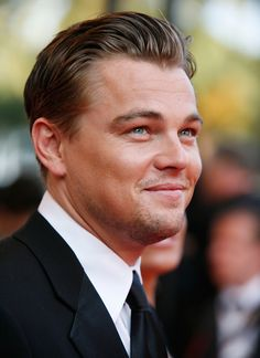 Leonardo DiCaprio.. I like the teenager version better, but this works too ♥