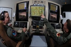 US Drone control systems. Does that look like Windows XP to anyone else?