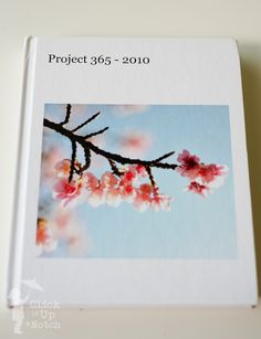 post about creating digital photo albums