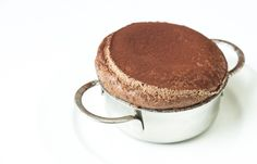 This chocolate  soufflé recipe from Bruno Loubet is indulgent and boozy and is guaranteed to wow your guests – you'll need to serve them as soon as they come out the oven but you can be sure they'll be devoured within seconds.  This is certain a chocolate souffle recipe to add to your favourites.