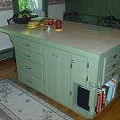 Homemade Kitchen Island :: Hometalk