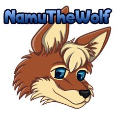 Its been a while but I've finished another commission ^^ This time an avatar and fullbody for NamuTheWolf on Discord.  He wants to also become a Twitch streamer so I'm very curious what he comes up...