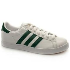 Adidas Male Court Star Lea Leather Upper in White and Green ADIDAS Court Star Lea The Court Star is a new style from Adidas taking inspiration from the much loved Superstar but with a lower profile silhouette and far less chunky than its older brother. Crisp l http://www.comparestoreprices.co.uk/trainers/adidas-male-court-star-lea-leather-upper-in-white-and-green.asp