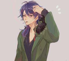 Manga Boy, Manga Anime, Anime Art, Handsome Anime Guys, Shall We Date, Rap Battle, Cute Anime Boy, Character Design Inspiration, Otaku