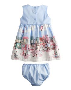 BABYCONSTANCE Baby Girls Occasion Dress Set