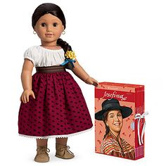 American Girl - Josephina Doll and Book Set