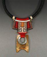 Necklace (not crochet) but fantastic design