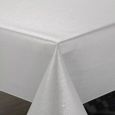 Set your table with a stylish Harman Luxe Shimmer Tablecloth. Elegant and durable, this tablecloth will adorn your table for years to come. Secret Santa Presents, Knife Block Set, Holiday Looks, Merry And Bright, Ikebana, Kitchen Gadgets, Christmas Decorations, Gift Cards, Elegant
