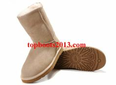 UGGs Wholesale Classic Short 5825 Boots Sand Online