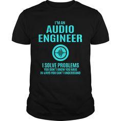 AUDIO ENGINEERR - I SOLVE PROBLEMS