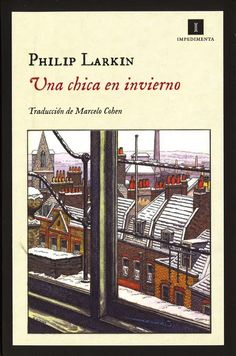 Beautiful Spanish edition of Philip Larkin's 'A Girl in Winter'