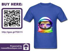#Tshirt #Kitty in #Space #Cat #Astronaut #alien