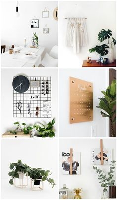 These 6 simple and modern DIYs make the perfect low-maintenance decorating project. Plus, thanks to the trendy design, these eclectic accessories would make the perfect addition to your home office, dining room, or living space!