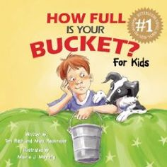 This charming book explains to children how being kind not only helps others, it helps them, too.  The character Felix finds out how to fill his bucket and others through acts of kindness.  Ages 3 - up