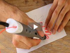 DIY Anleitung: individuelle Keksform mit dem 3D-Pen erstellen // diy instruction: design your individual cookie cutter, 3D-Pen via DaWanda.com