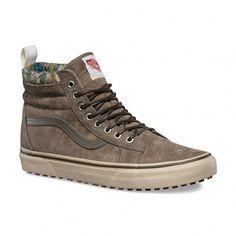68f7216885e78c Vans SK8-Hi MTE Sneakers in Bungee Cord Black Vans Shoes