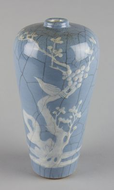 Vase Qing dynasty (1644–1911) Date: first half of the 19th century Culture: China