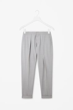 COS | Relaxed turn-up trouser