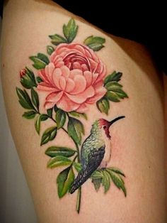 25 Beautiful Peony Tattoo Flower Designs and Many Meanings