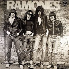 Ramones Ramones 40th Anniversary Deluxe Edition on Numbered Limited Edition 180g Mono LP + 3CD July 29 2016