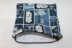Reusable Sandwich Bag, Star Wars - Zipper Sandwich Bag